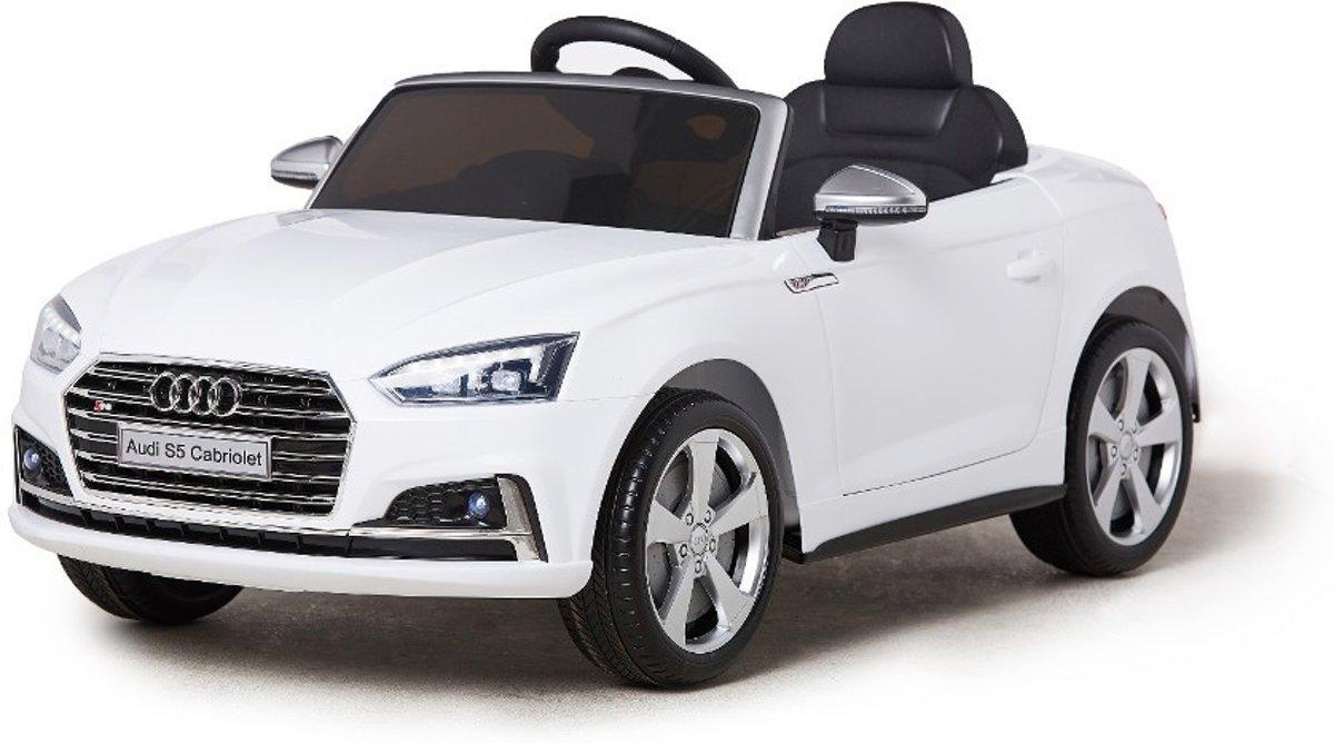 Kinderauto Elektrische Auto Audi R8 Licentie 12v7ah Accu En