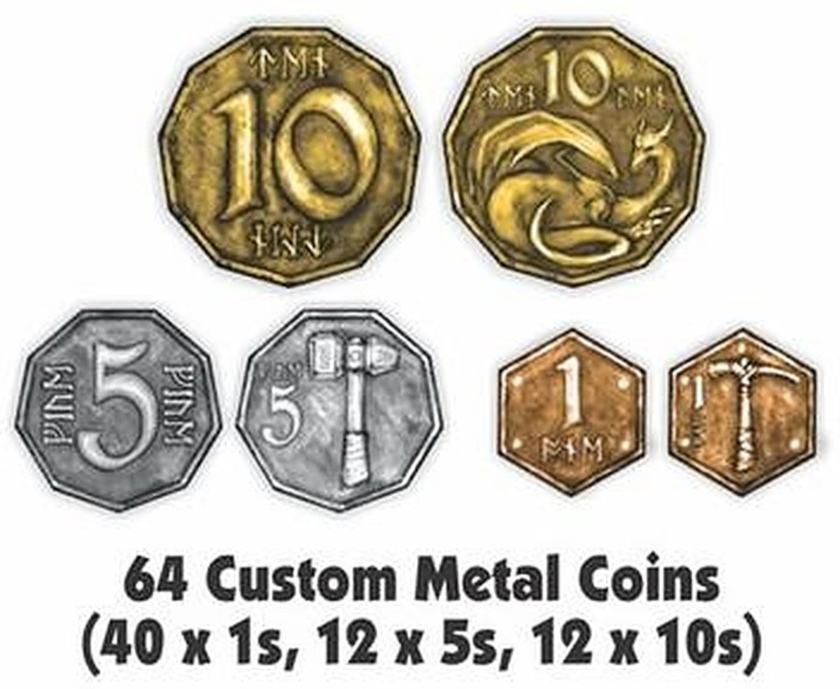 Treasure Mountain Coins