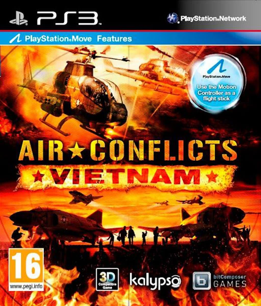 Air Conflicts Vietnam UK
