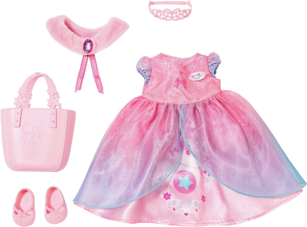 ® Boutique Deluxe Prinsessenjurk