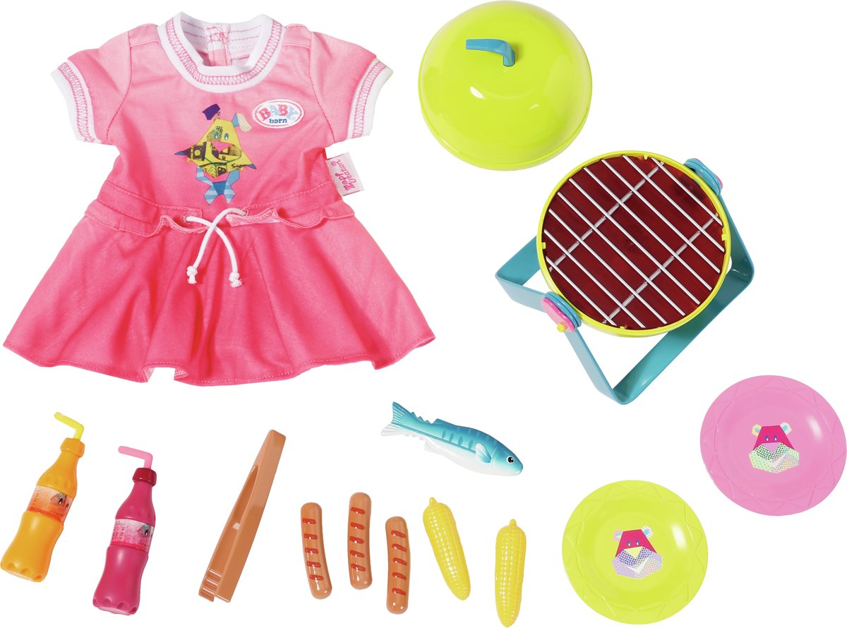 ® Play&Fun Barbeque Set