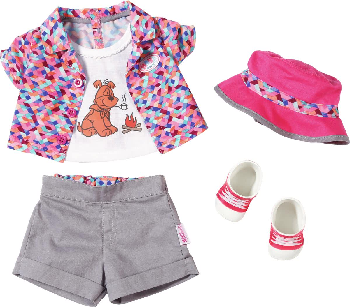® Play&Fun Deluxe Camping Outfit