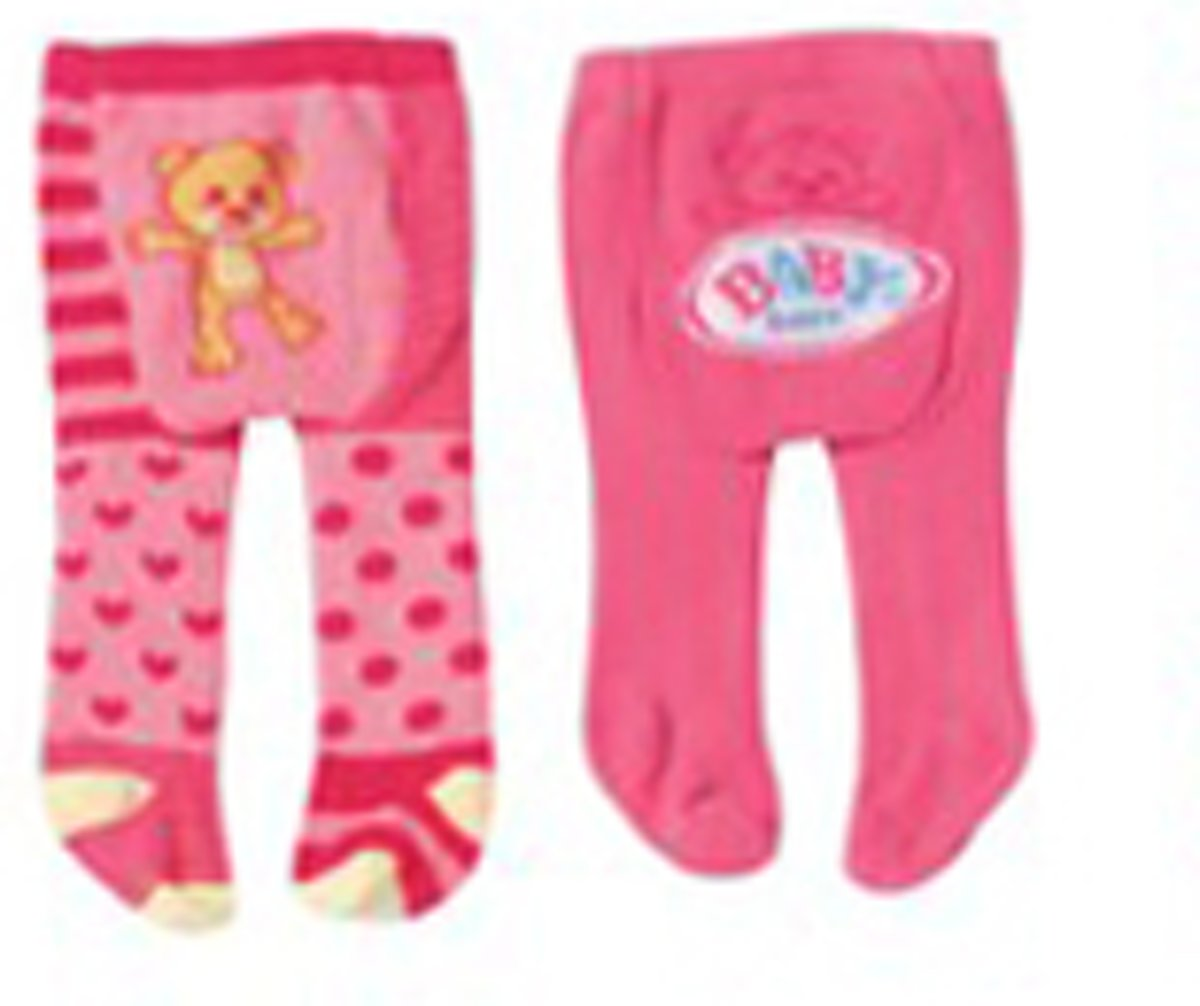 Maillot Roze - 2-pack - Poppenkleertjes