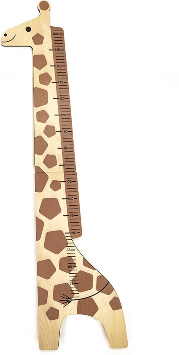 "Bajo Measuring growth chart ""Giraffe"" - miara wzrostu"