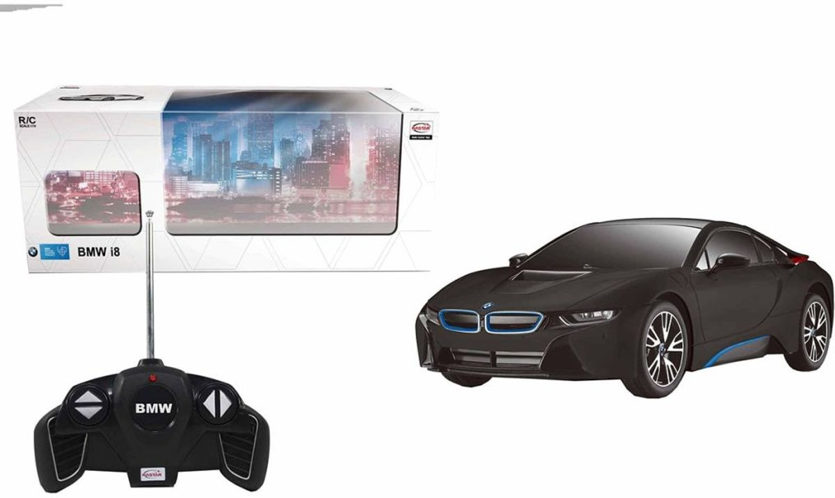 Bmw I8 Rc 1:18 Black