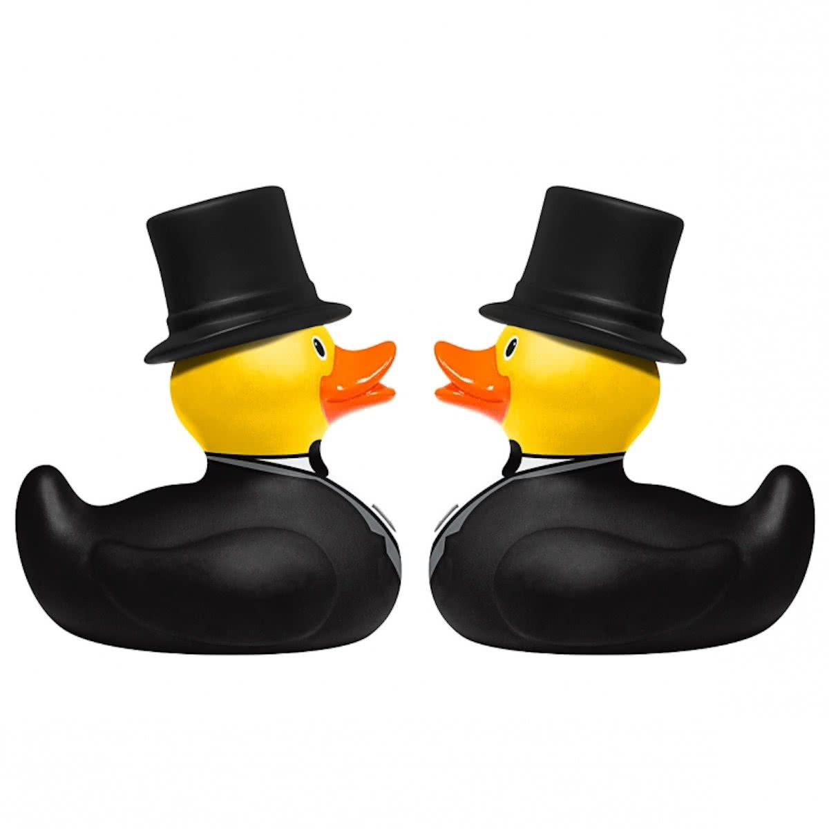 DELUXE MINI GROOM & GROOM DUCK SET