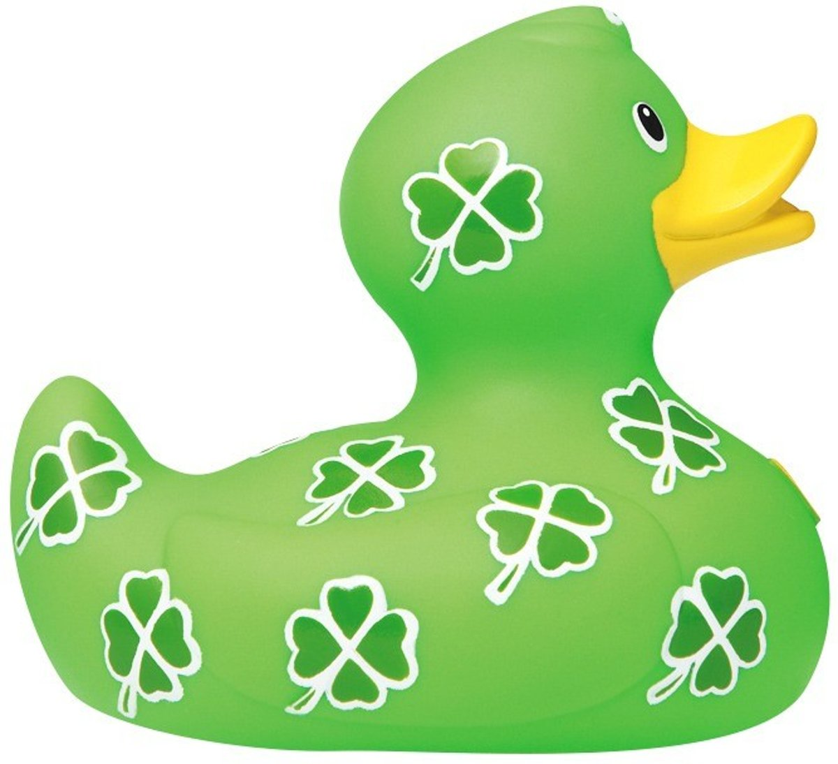 LUXURY CLOVER PATCH DUCK badeendje van BudDuck