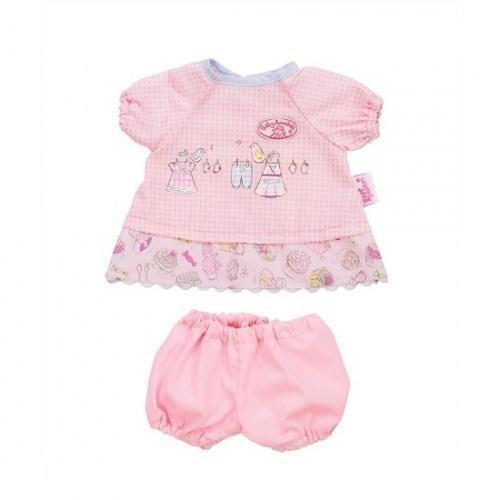 Poppen & Knuffels Babypoppenkleding
