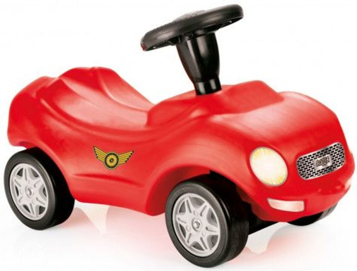 Babygo Racer Ride-On Car Rood   8040