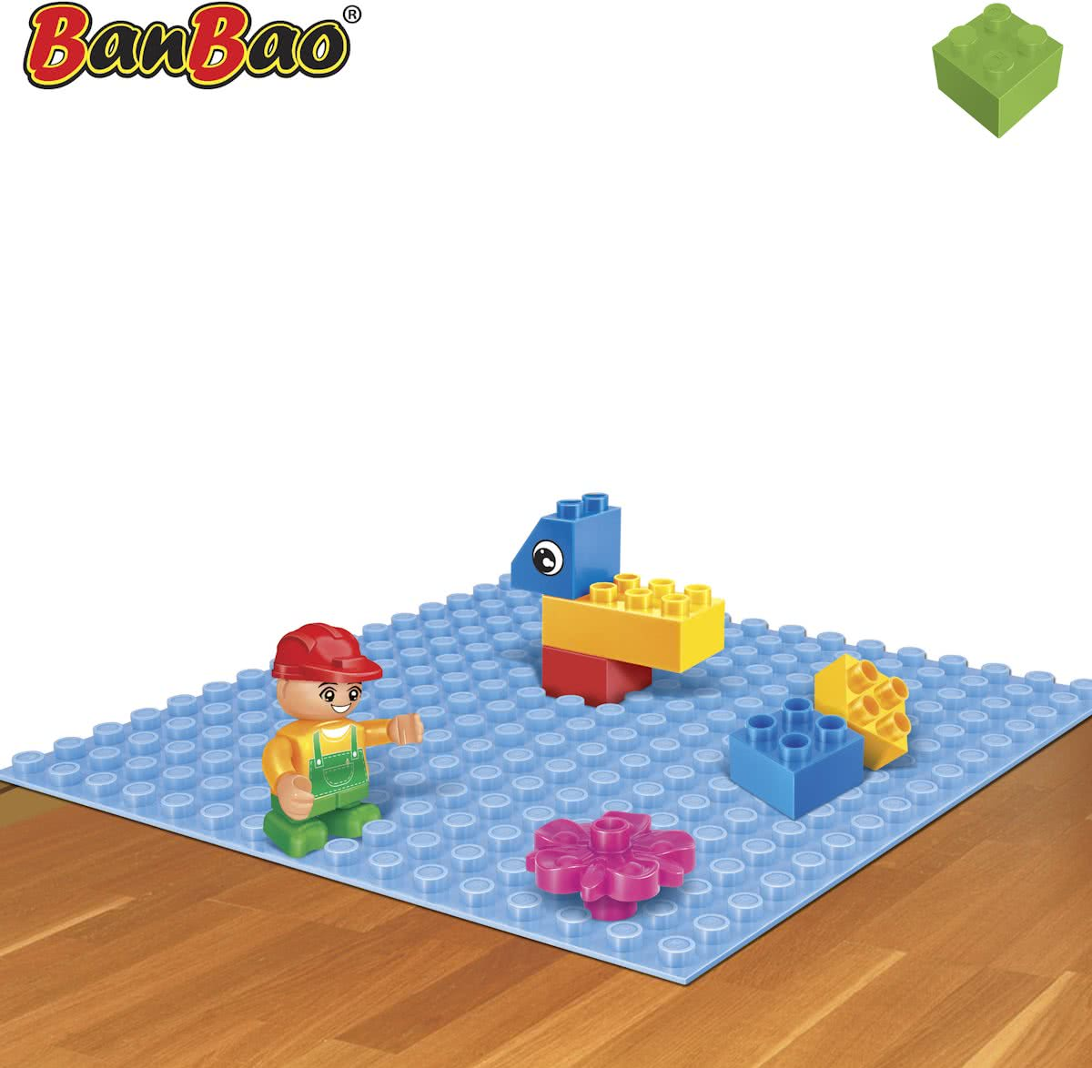 BanBao Young Ones Basisplaat - 6550