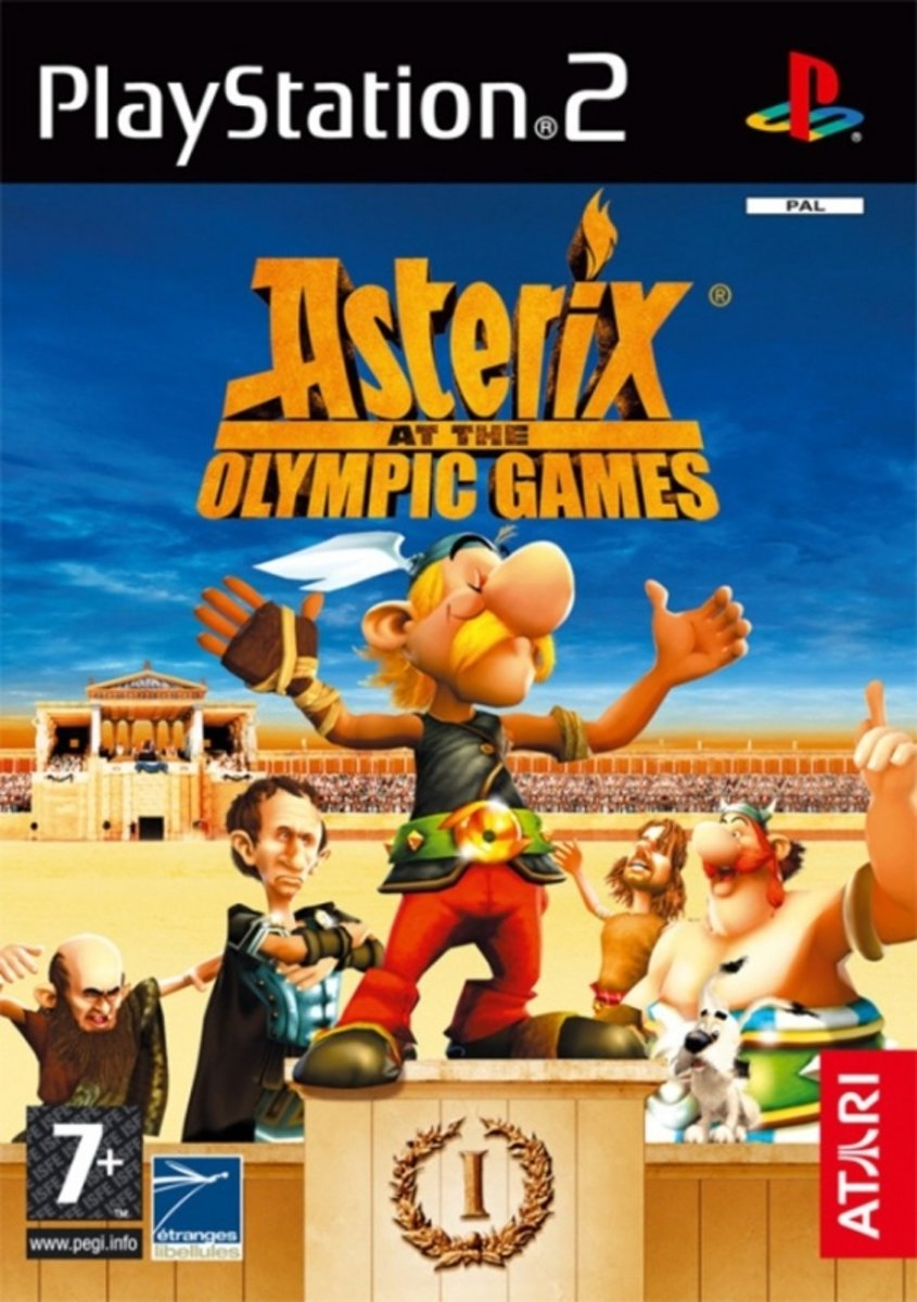 Asterix at the Olympic Games /PS2