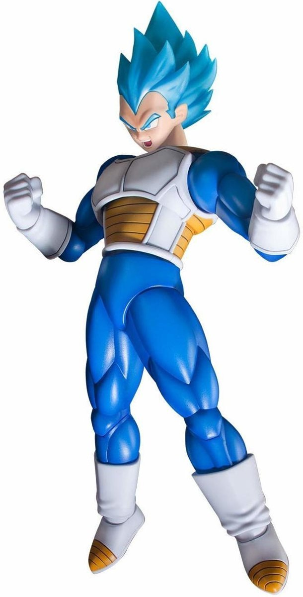 Bandai Dragon Ball Super Bouwpakket Ssg Saiyan Vegeta Blauw