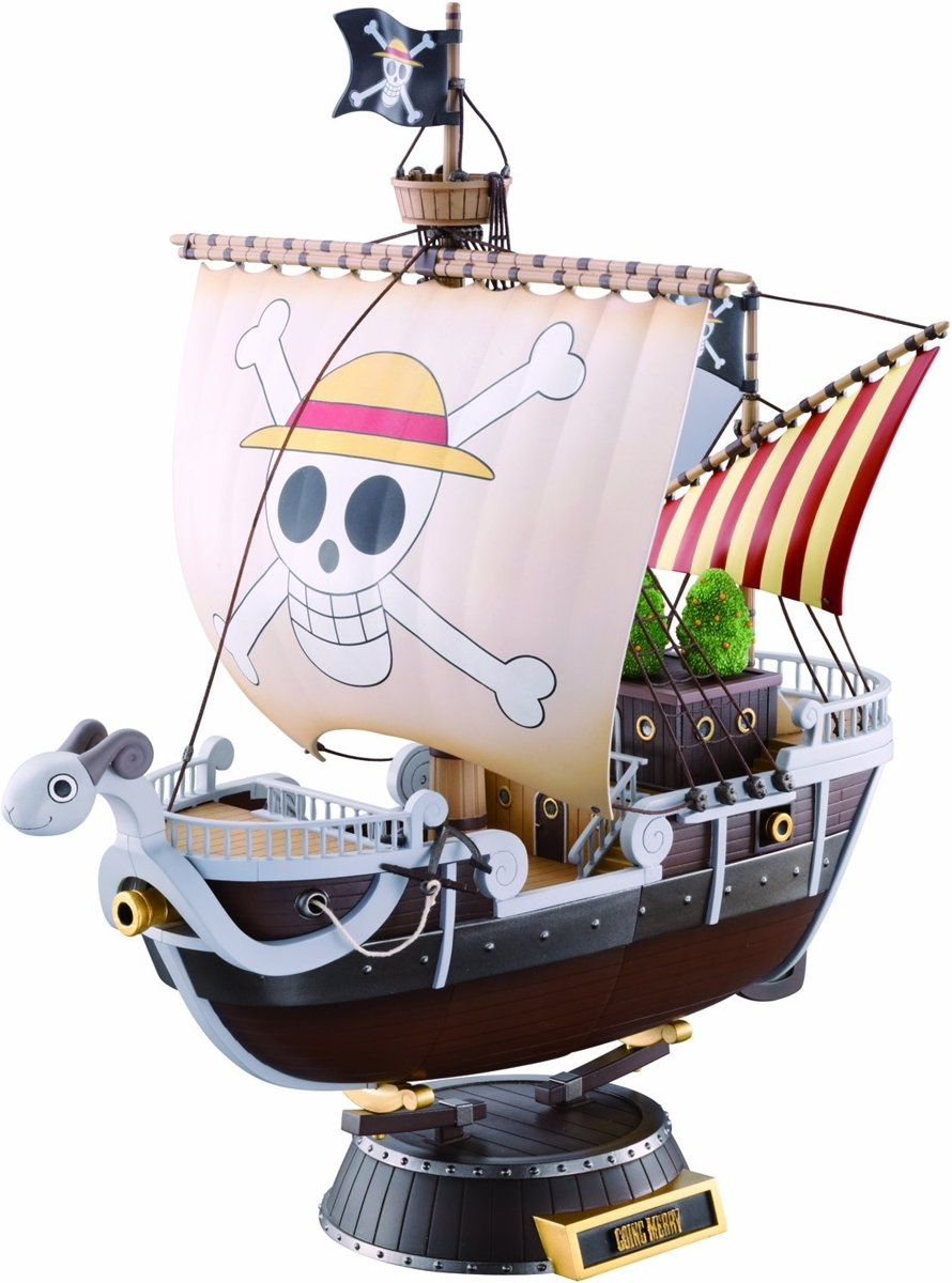Bandai One Piece Collection Modelbouw Going Merry 30 Cm