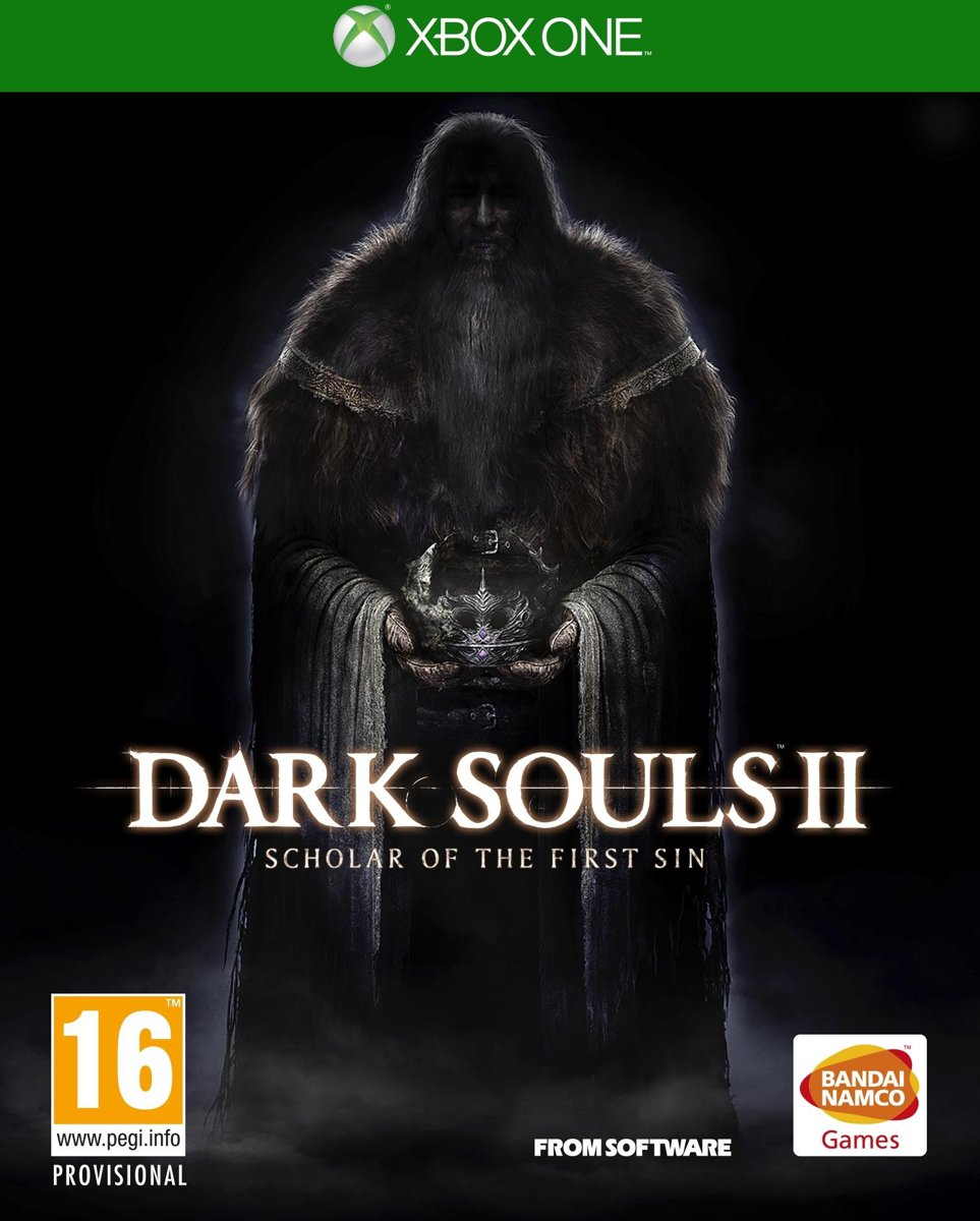 Dark Souls 2, Scholar of the First Sin Xbox One