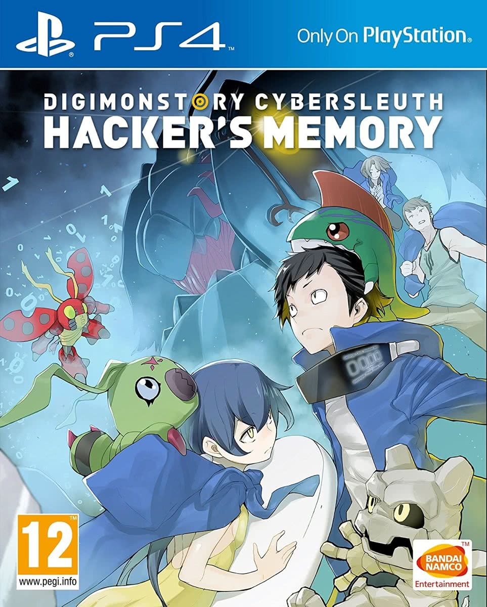 Digimon Story: Cyber Sleuth - Hackers Memory - PS4