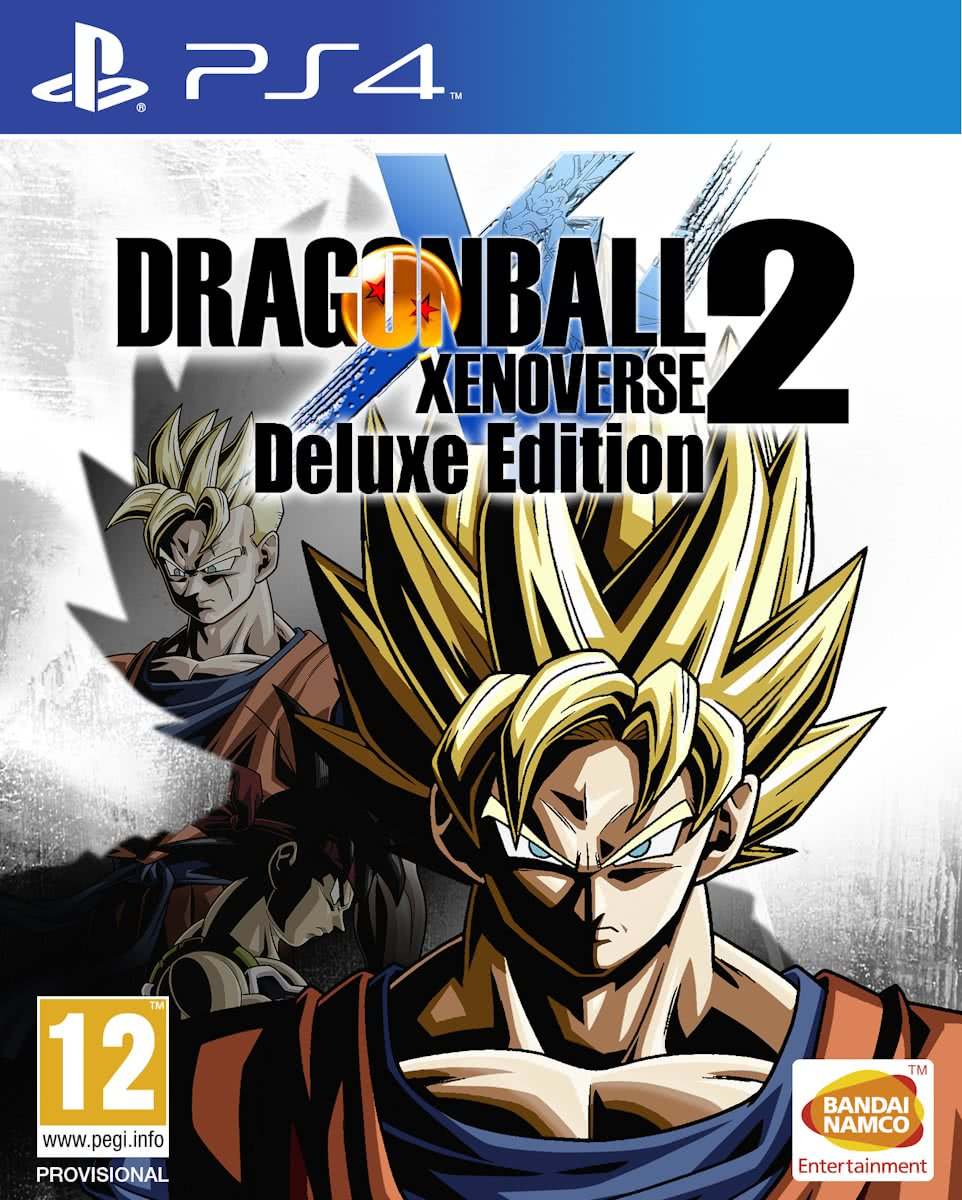 Dragon Ball Xenoverse 2 Deluxe - PS4