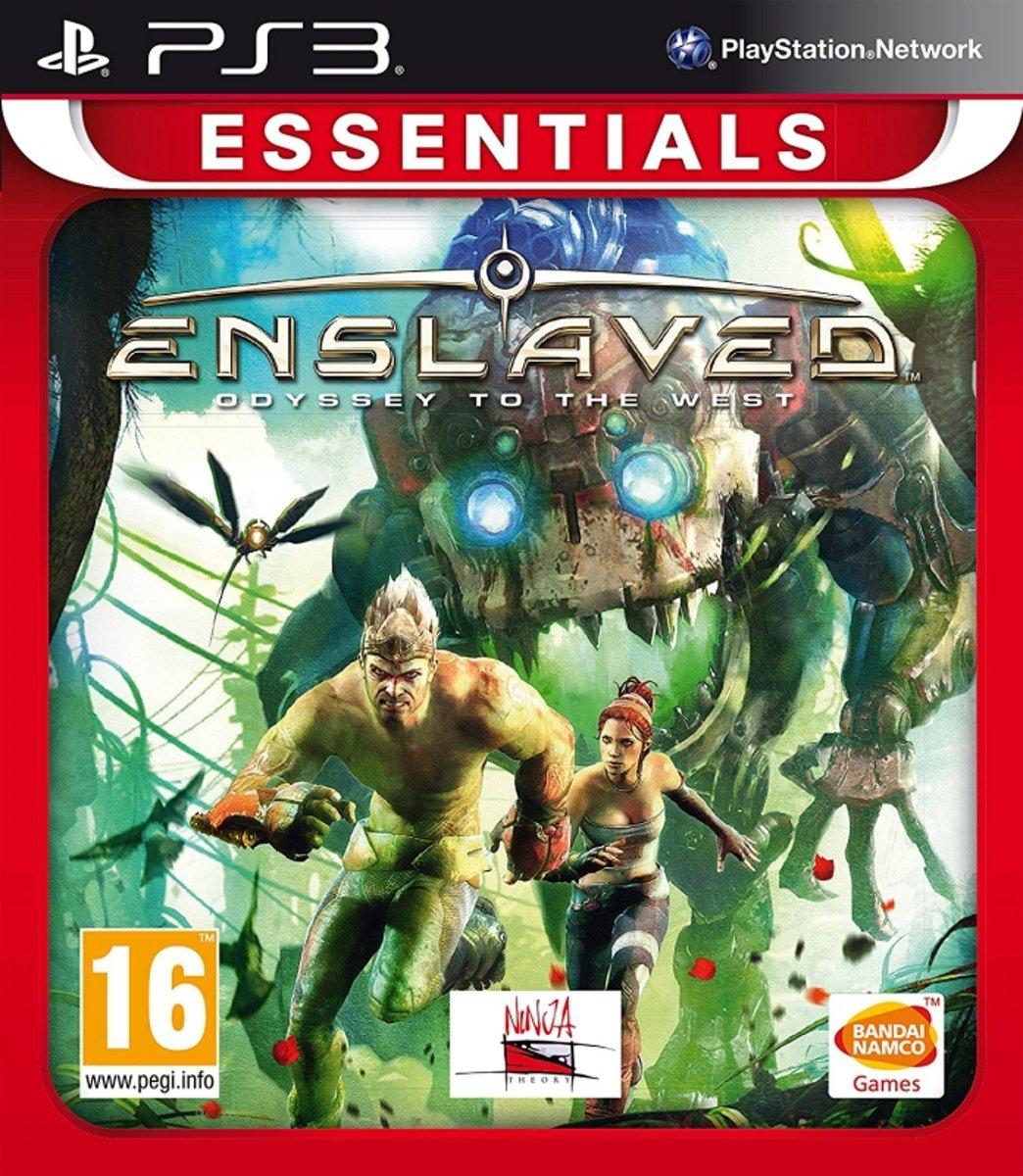 Enslaved, Odyssey to the West (Essentials)  PS3