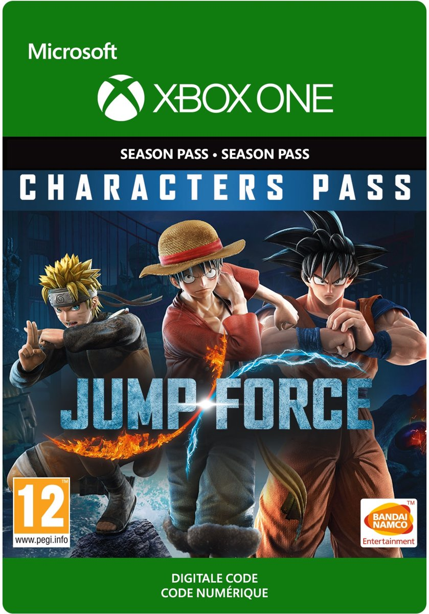 Jump Force: Character Pass - Season Pass - Xbox One download