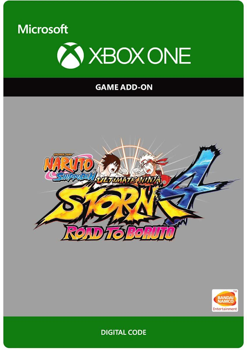 Naruto Storm 4 - Road to Boruto - Add-On - Xbox One