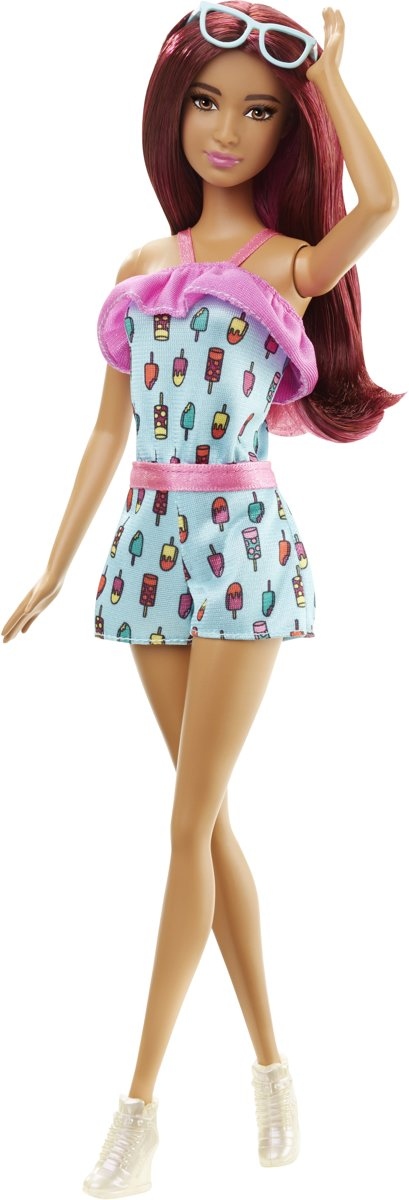 Barbie Fashionistas Ice Cream Romper - Barbiepop