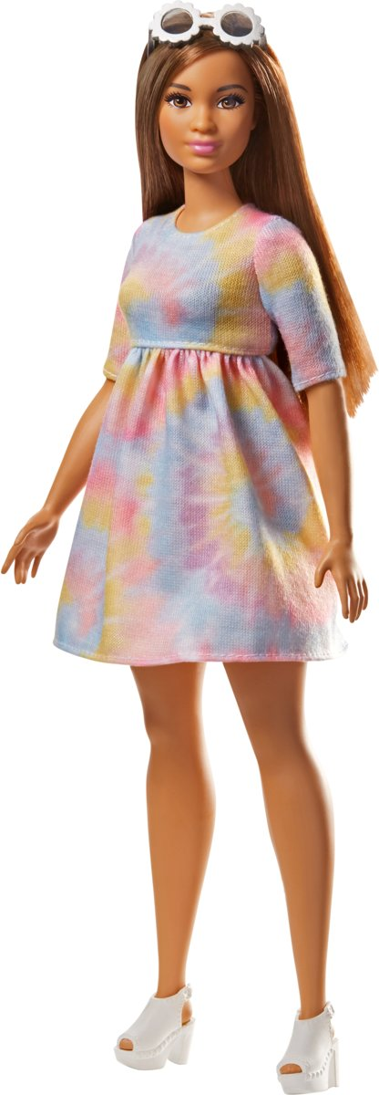 Fashionistas To Tie Dye For - Curvy -  pop