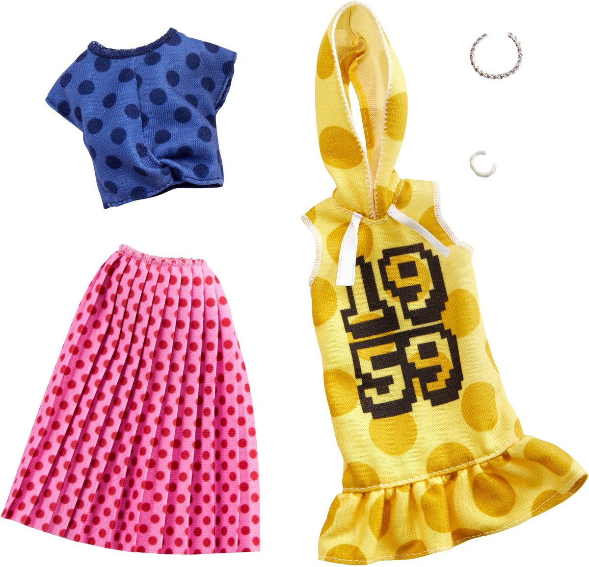 Fashions outfits 2-pack Polka Dots