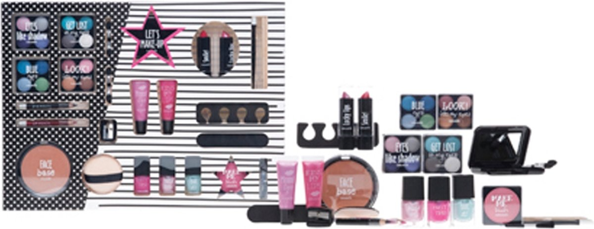 Casuelle Make-Up Cadeauset 24-delig