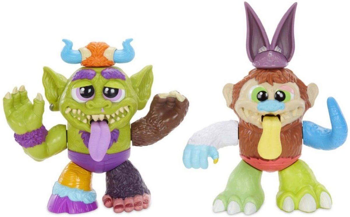 Crate Creatures Surprise KaBOOM Box- Troll