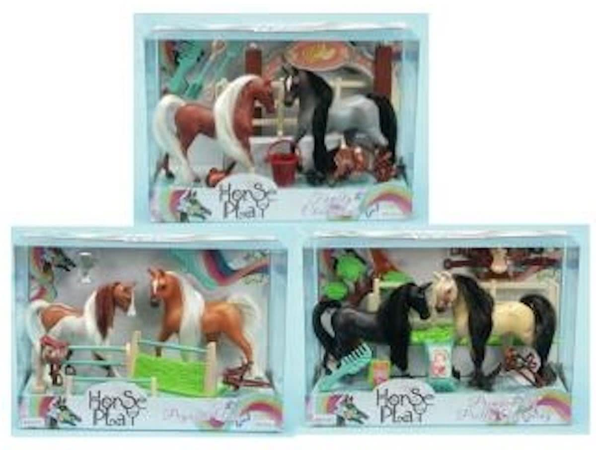 Horse Play Family Set Assorti