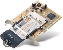 PCI Adapter and Pre-N MIMO Wireless NoteBook Adapter