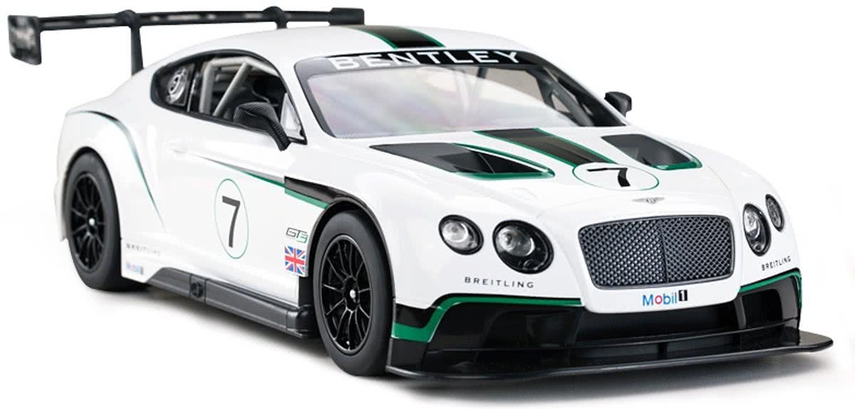 Radio Control   Continental GT3 Wit 1:14