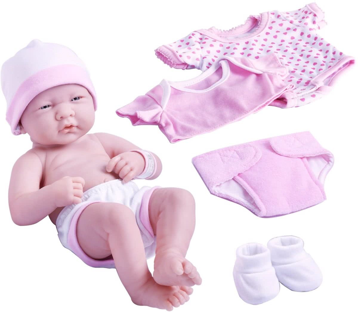 La Newborn Nursery doll