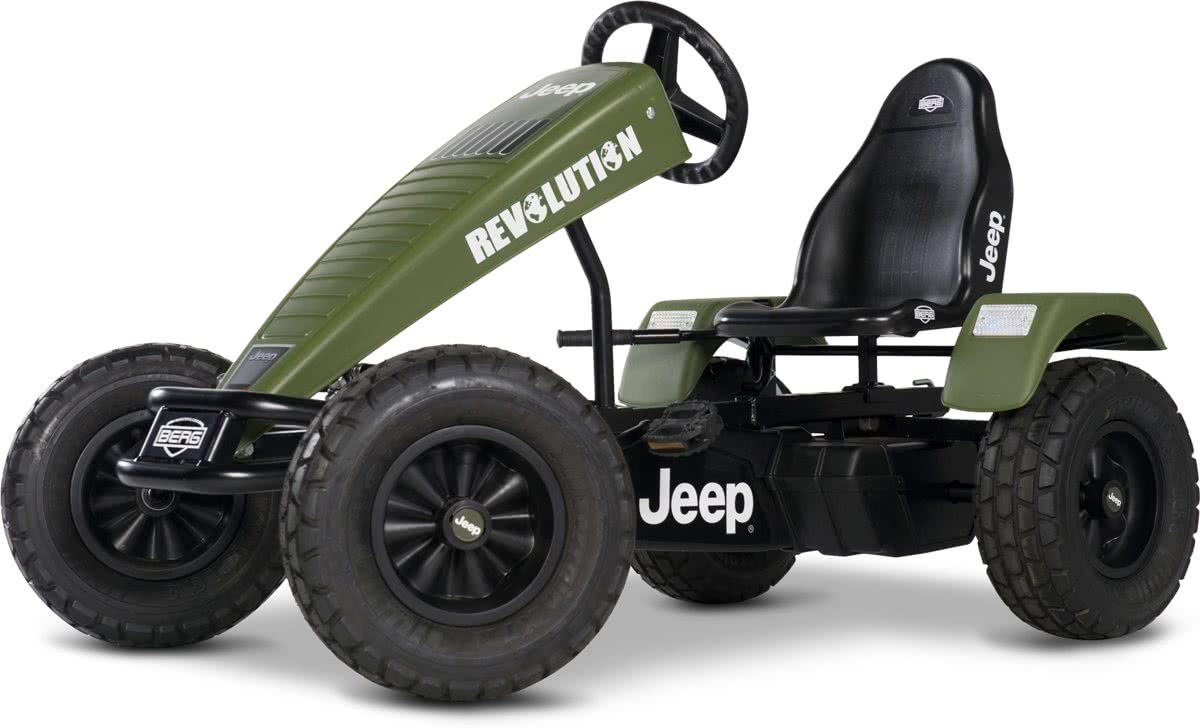 BERG   Jeep ? Revolution BFR-3
