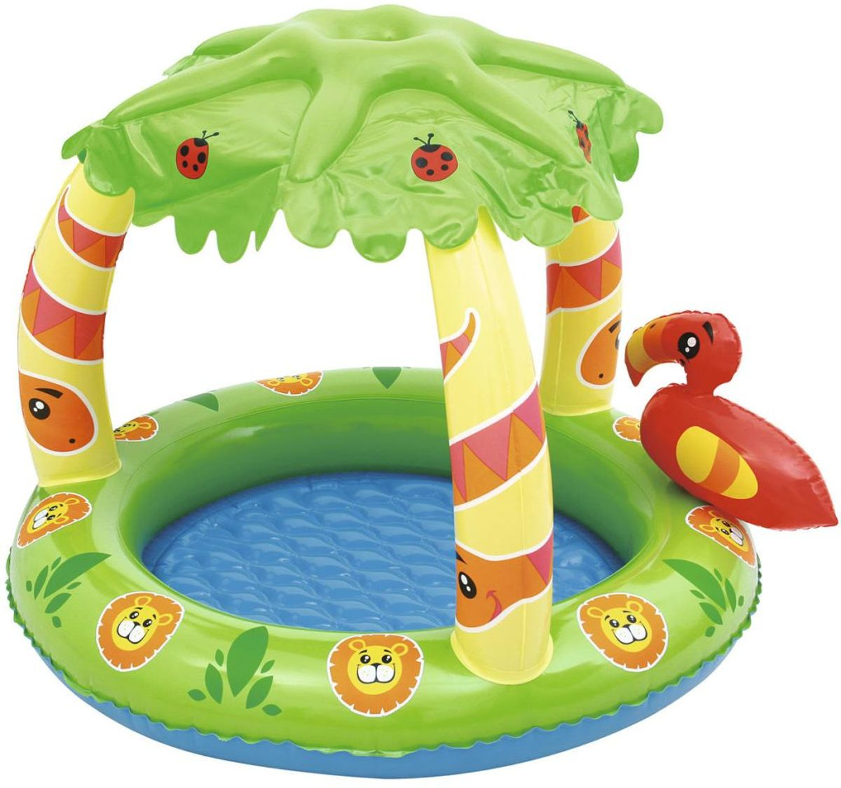 Bestway UV Careful Friendly Jungle kinderzwembad 52179