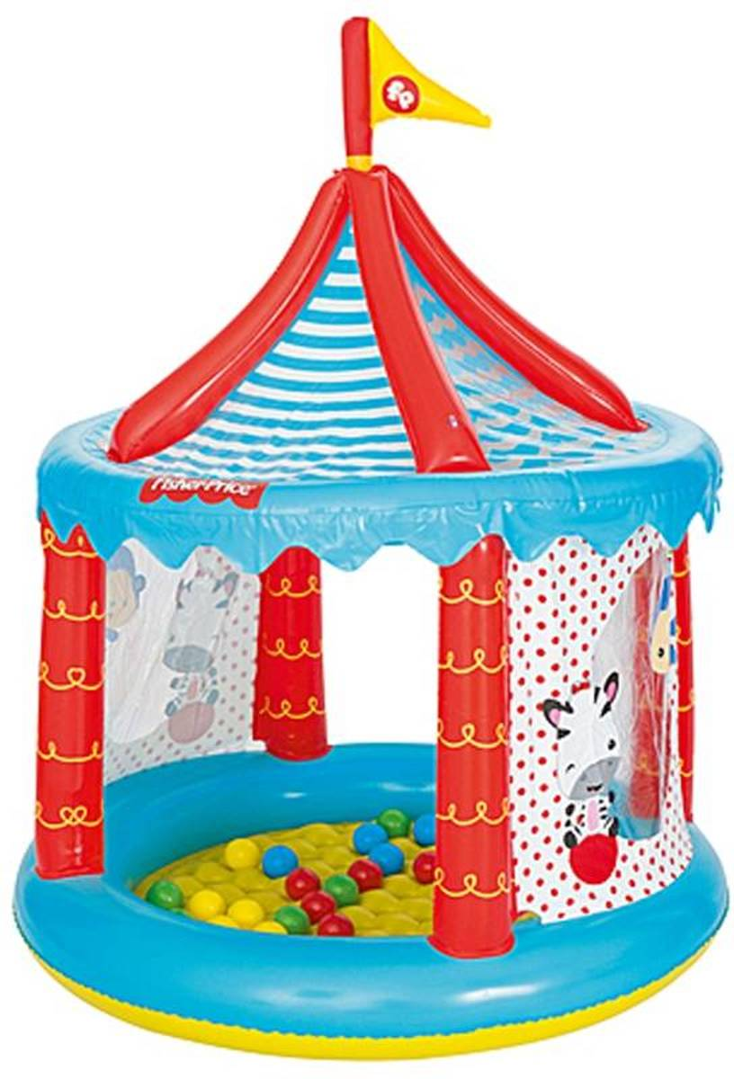 Fisher Price   Circus 1.04m x H1.37m Circus Ball Pit