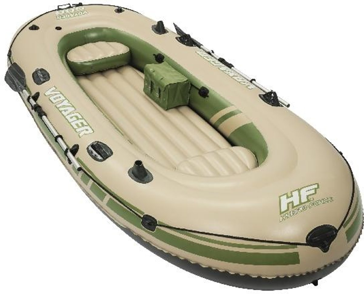 Opblaasbare Raft Boot Set Hydro-Force Voyager 500