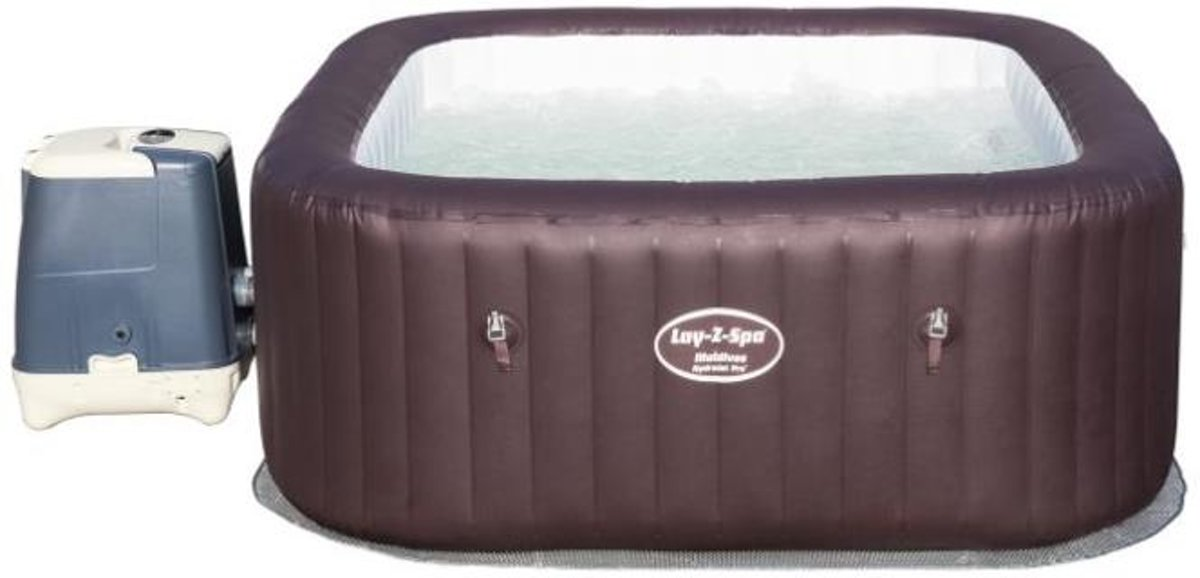 Spa   Lay-Z Maldives Hydrojet 2.01m x 2.01m x 80cm