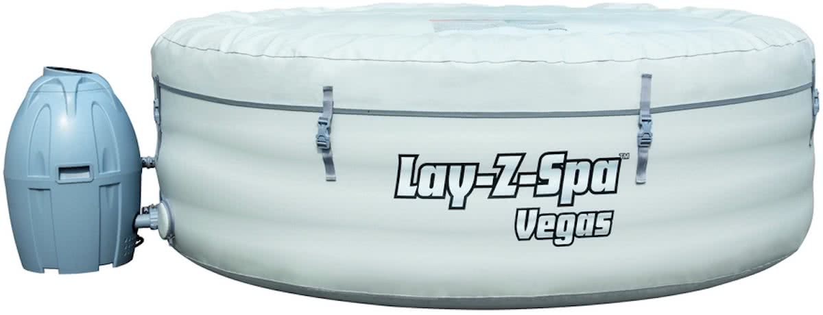 Whirlpool   LayZ-spa jacuzzi - Model Vegas (4-6 pers.)