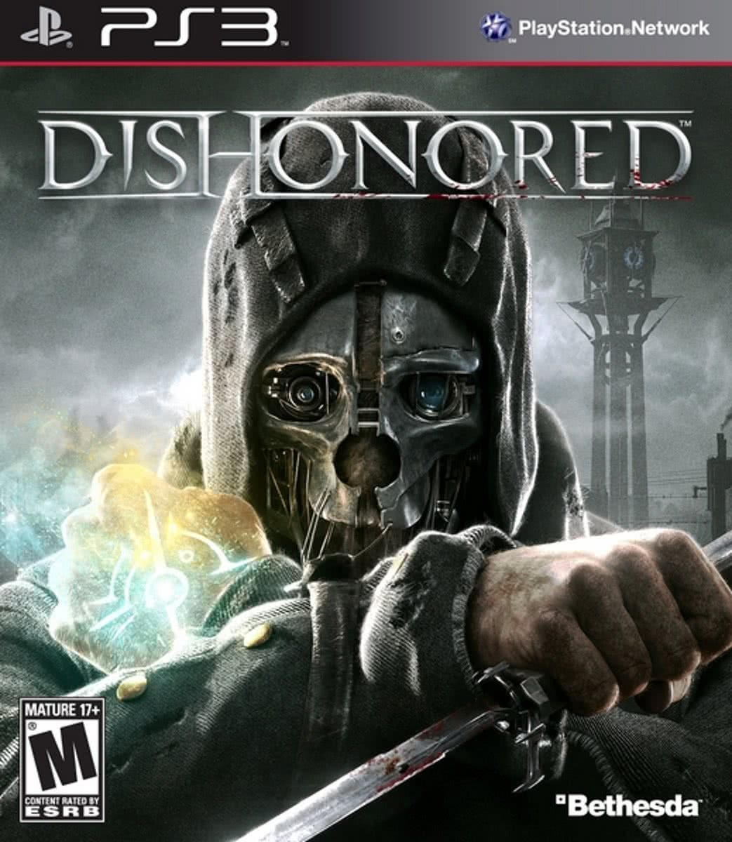 Bethesda Dishonored, PS3 PlayStation 3 video-game