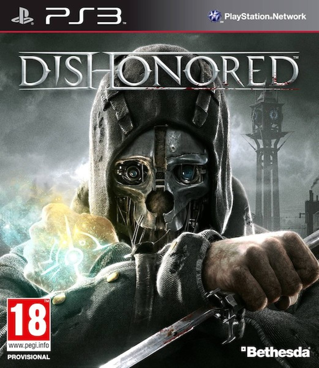 Dishonored Ps3 Uk
