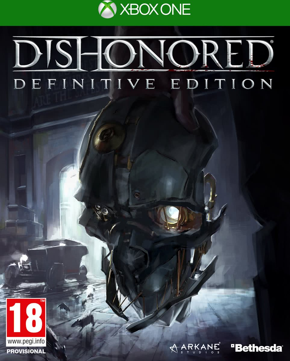 Dishonored: The Definitive Edition - Xbox One