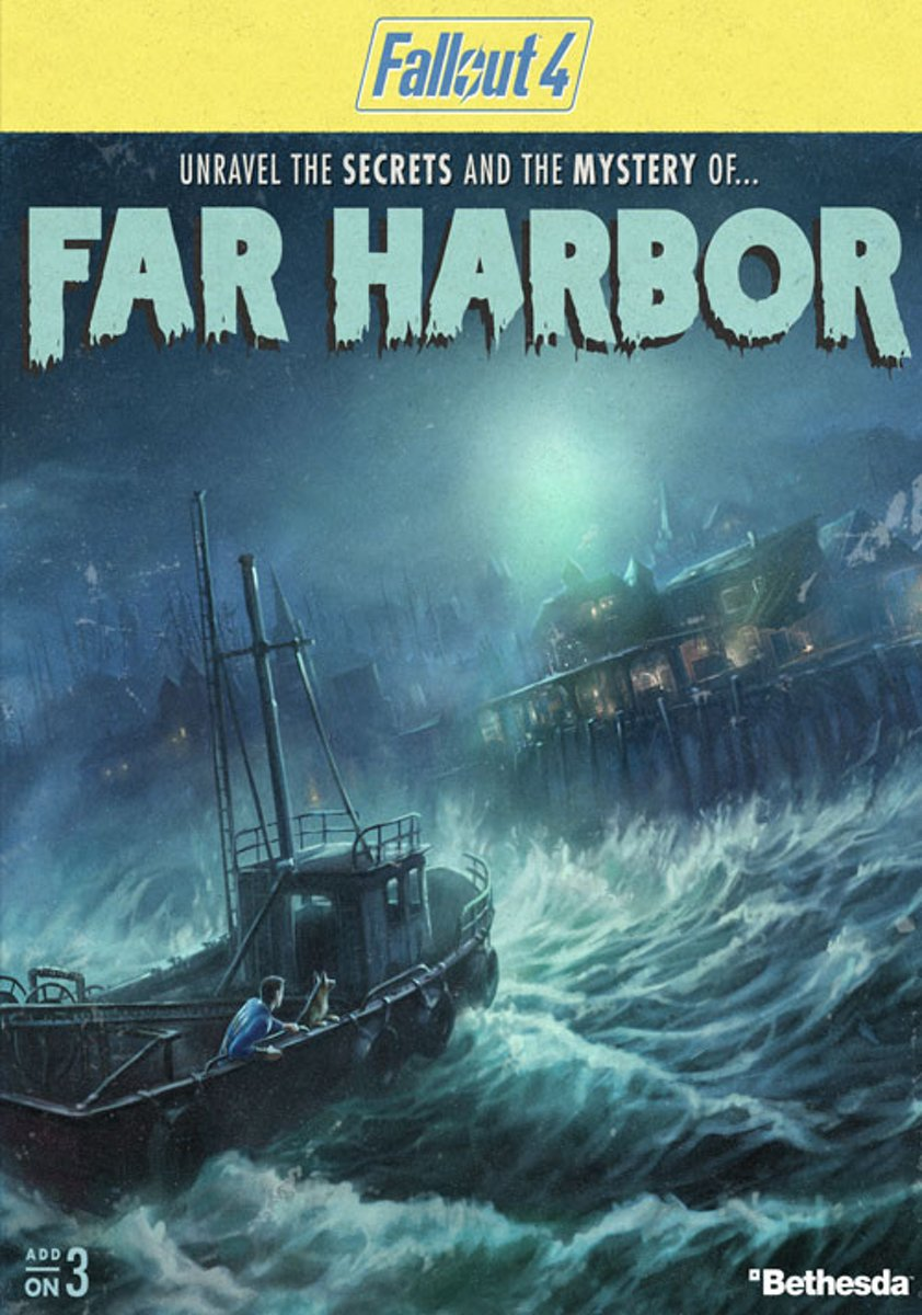 Fallout 4 - Far Harbor - DLC - Windows