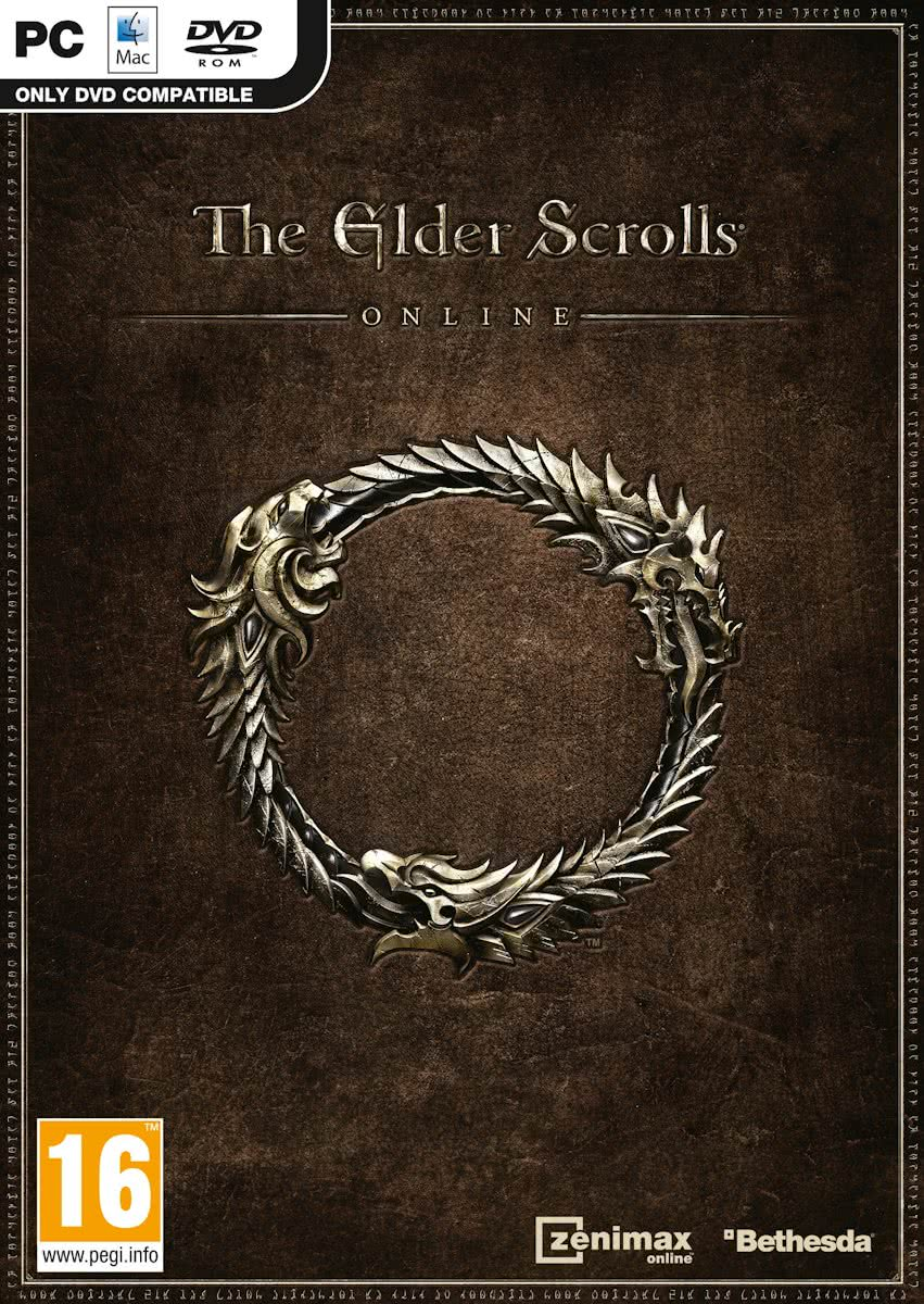 The Elder Scrolls Online Map Edition - Windows