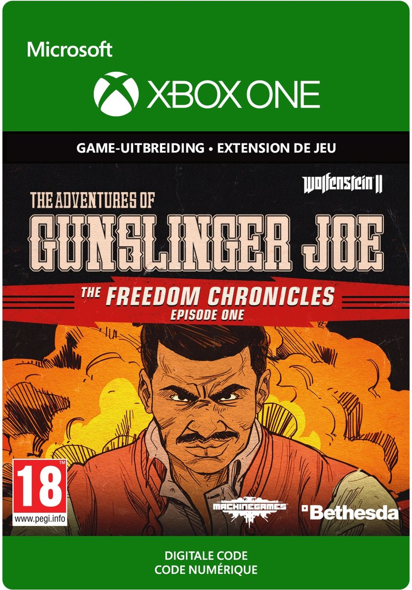 Wolfenstein II: The New Colossus - The Adventures of Gunslinger Joe -Add-on - Xbox One