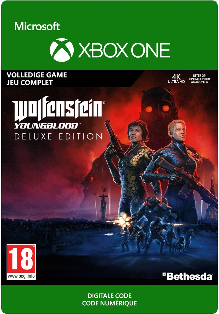 Wolfenstein: Youngblood: Deluxe Edition - Xbox One Download