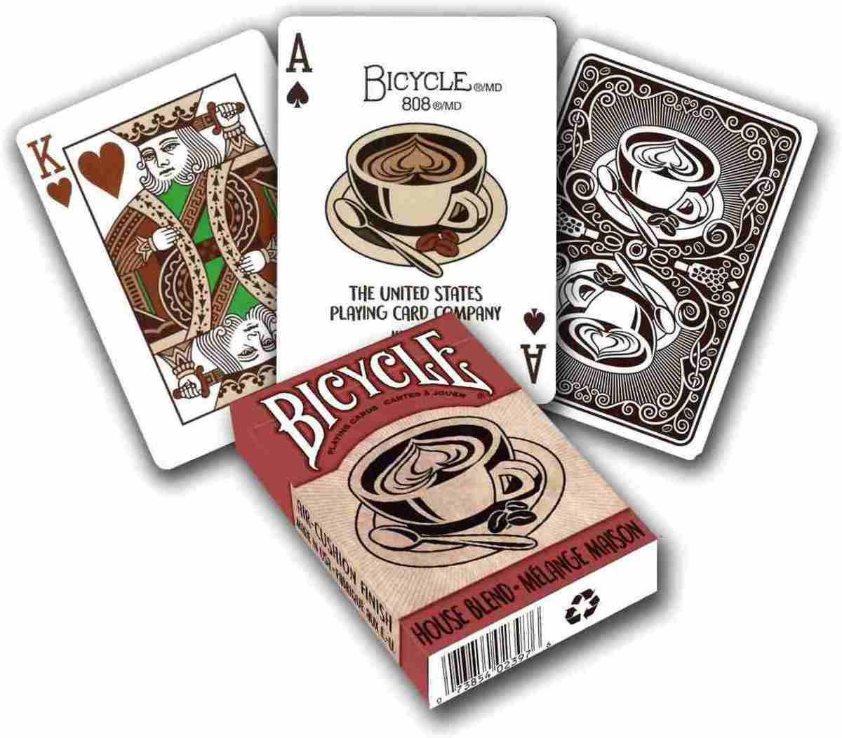 Bicyle Cards - House Blend