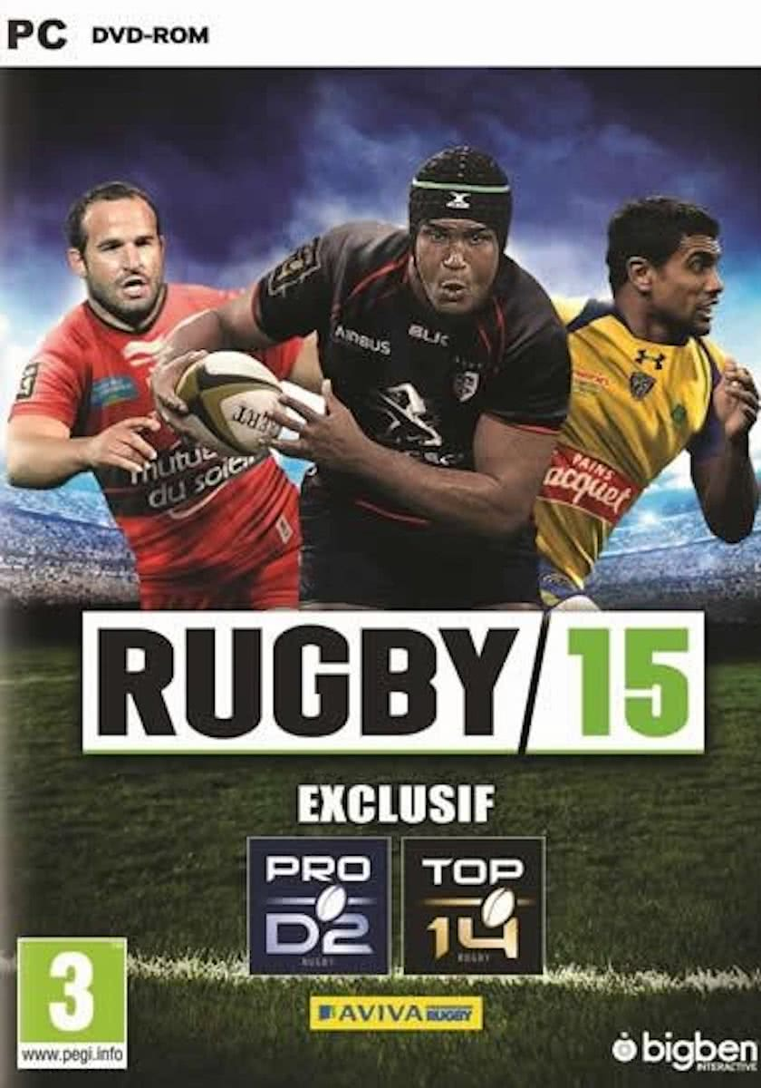 Rugby 15 - Windows