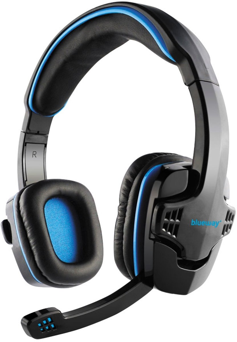 Blueway Stereo Gaming Headset voor PS4