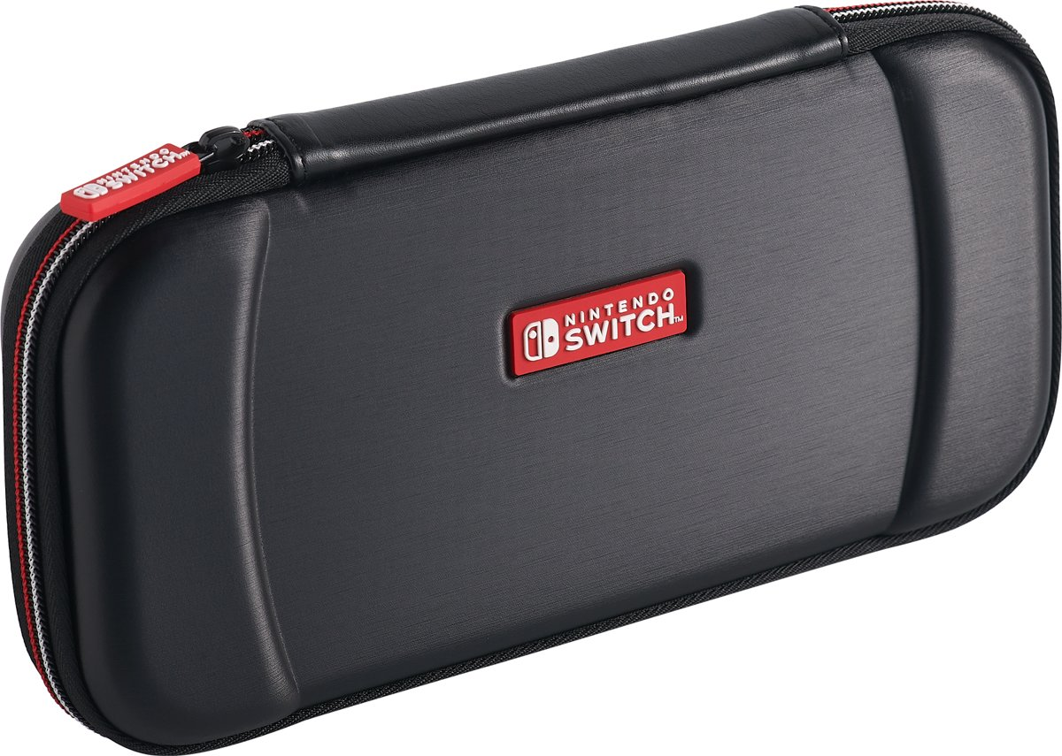 Official Licensed Nintendo Switch Deluxe Travel Case - Zwart