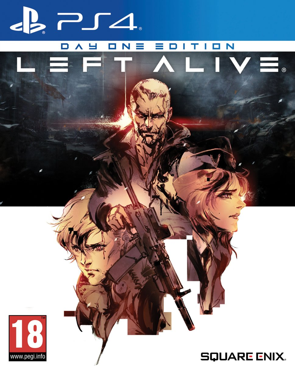 Left Alive: Day One Edition - PS4